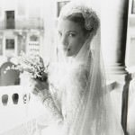 Janice Martin restored the wedding veil of one of the most iconic brides of the 20th century, Princess Grace of Monaco.