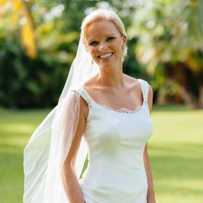 Gorgeous Sheath Wedding Dress