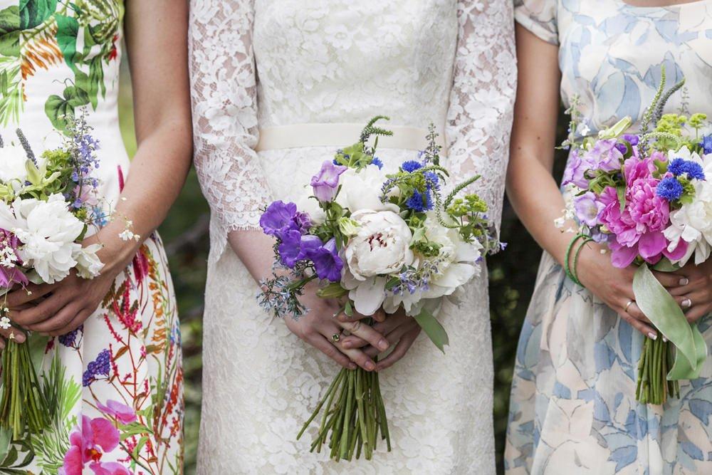 Rethinking Short Wedding Gowns