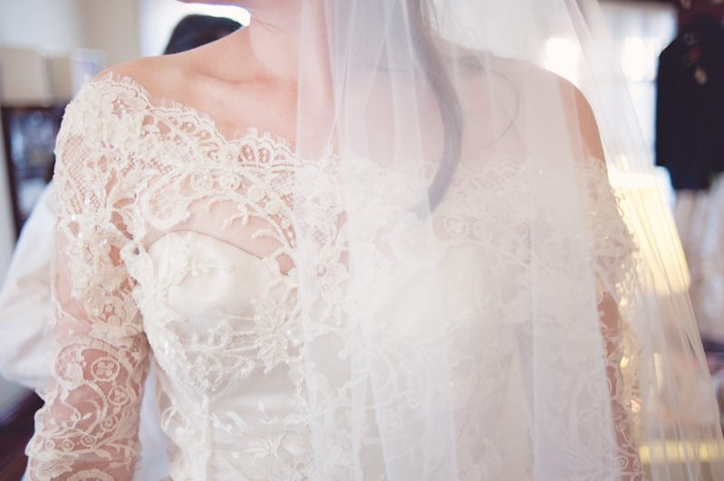 All About Lace - Contemporary Lace Wedding Dresses