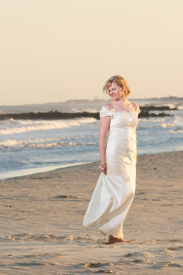 Heirloom and vintage gowns can be restored and redesigned for modern brides to wear again.