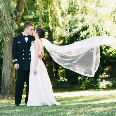 Redesigned Heirloom Wedding Gown
